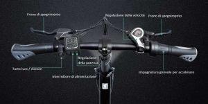 fiido d3 bici elettrica a pedalata assistita