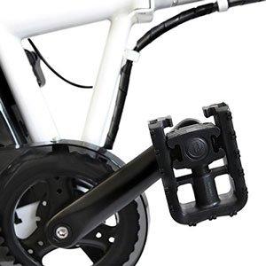 migliore bici elettrica nilox doc 1 plus pedaline ripiegabili
