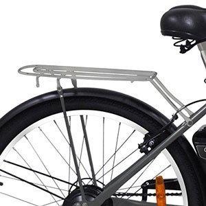 recensione nilox x5 e bike portapacchi posteriore